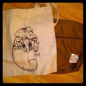 Unique National Park & Rat bag!